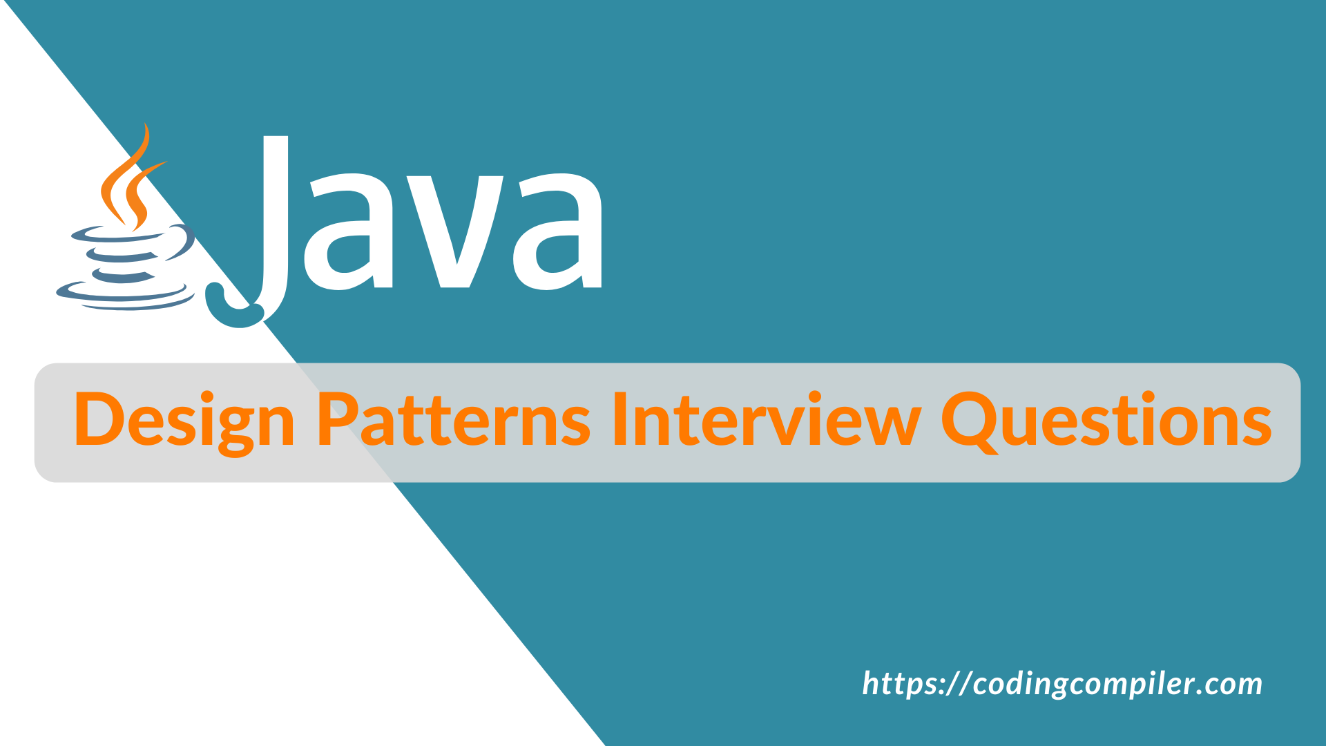 Java Design Patterns Interview Questions