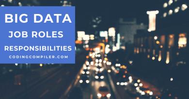 Big Data Job Roles & Responsibilities