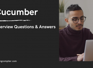 Cucumber Interview Questions And Answers