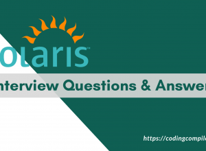 Sun Solaris Interview Questions