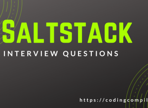 SaltStack Interview Questions And Answers