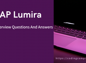 SAP Lumira Interview Questions and Answers