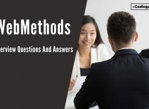 WebMethods Interview Questions