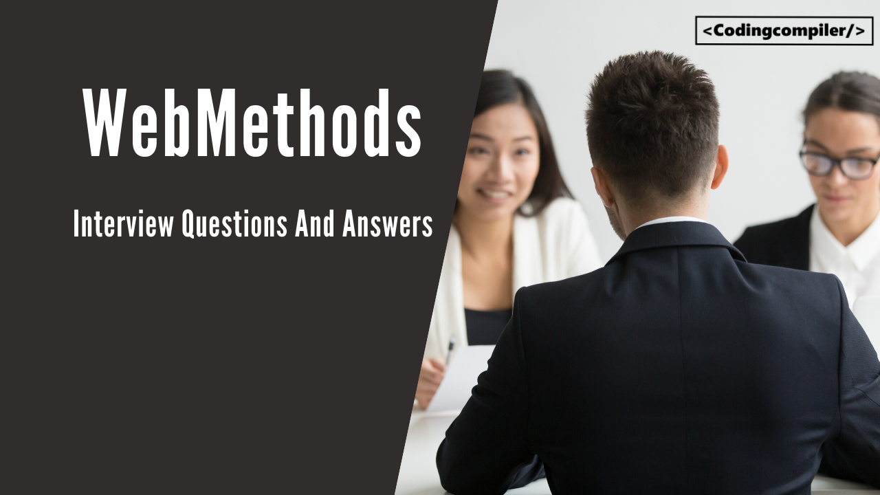 WebMethods Interview Questions