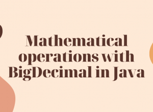 Mathematical Operations in Java