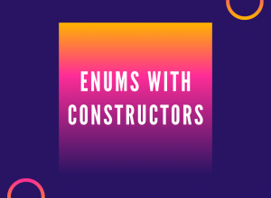 Enums with Constructors