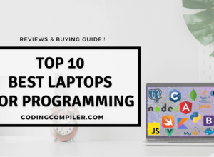 Top 10 Best Laptops For Programming In India.